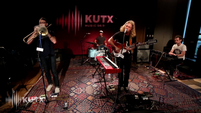 The Dan Ryan @ KUTX Studio 1A